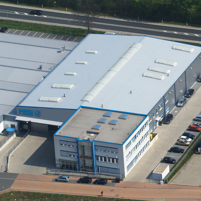 Aziende Modugno Zona Industriale rete vendita   bondioli & pavesi