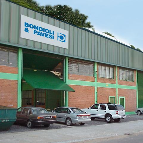 Sales Network | Bondioli & Pavesi