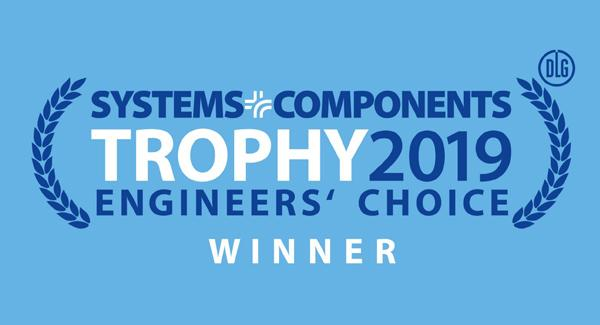 """SYSTEMS & COMPONENTS TROPHY"" - AGRITECHNICA 2019"